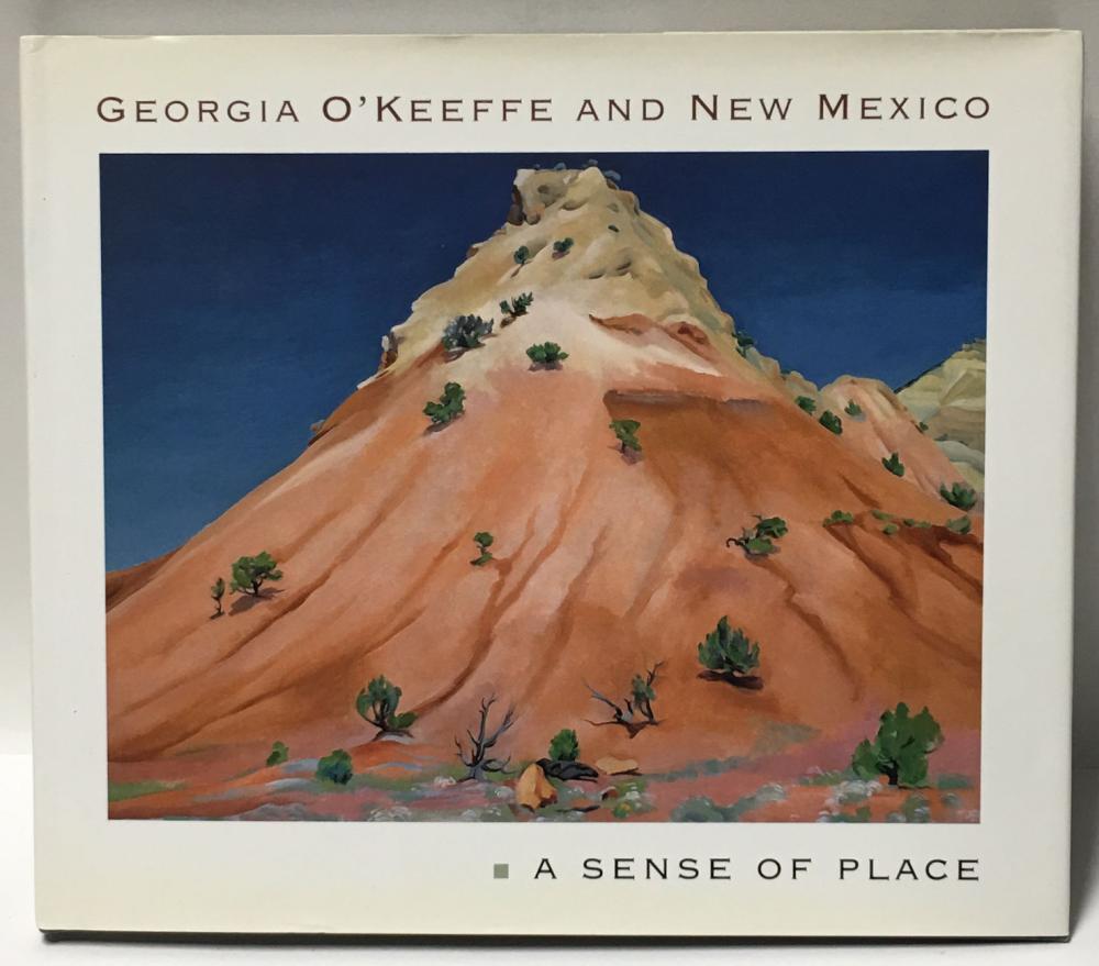 Georgia O'keeffe And New Mexico