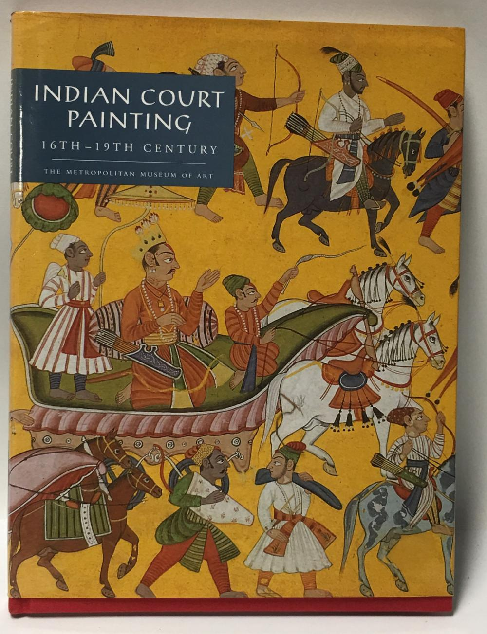 Indian Court Painting 16th-19th Century
