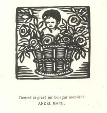 CHILD IN THE FLOWER BASKET, 1918