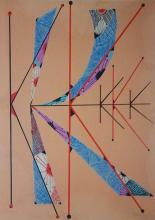 LETTER K, 1972