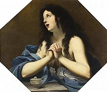 MARIO BALASSI - Saint Mary Magdalene Penitent