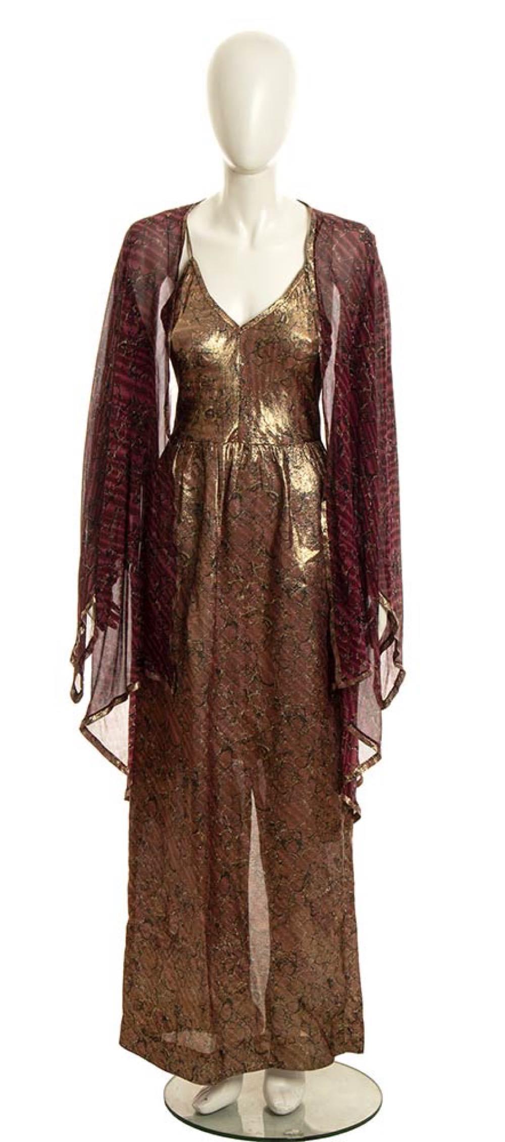 ANNABELLE PARIS - EVENING DRESS - 70s