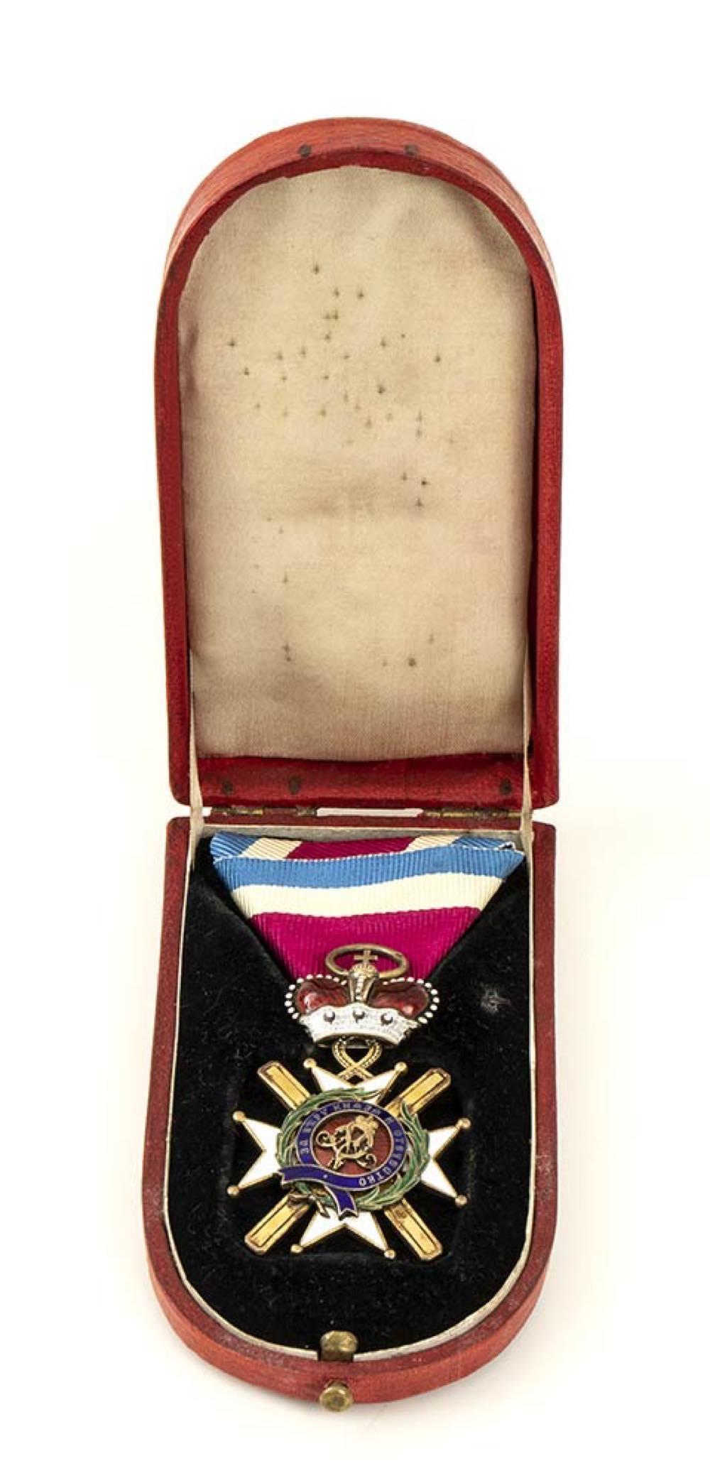 Order of Takovo, knight