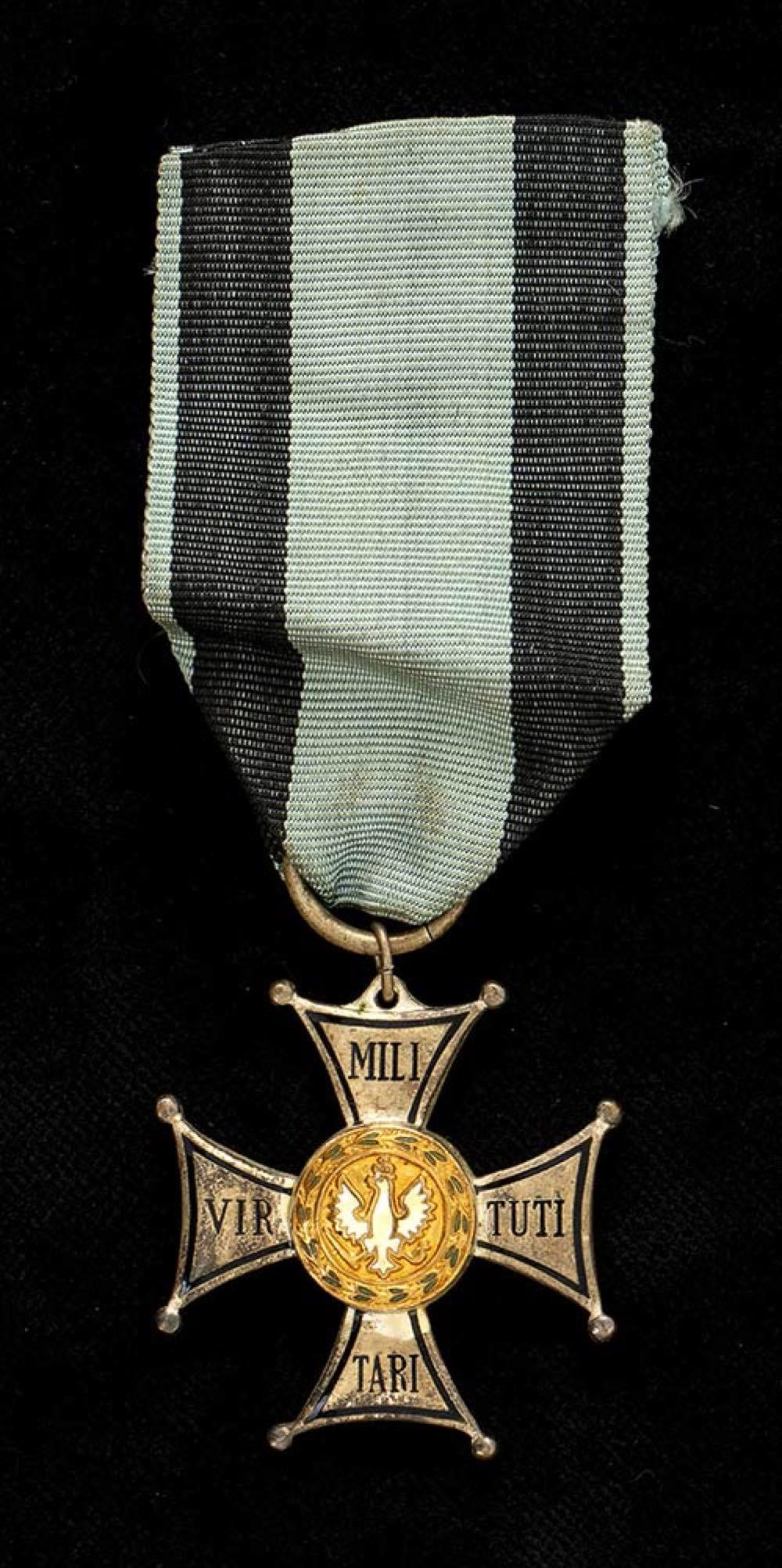 A militari vuirtuti cross, Panasiuk