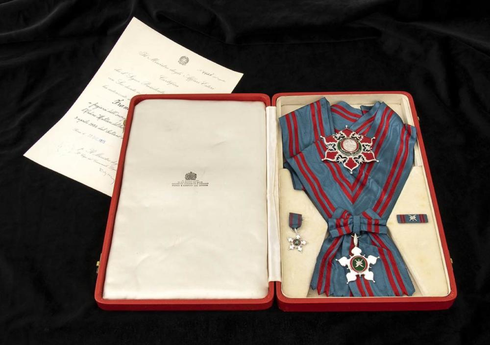 Order of Military Merit of Oman, Grand Cross