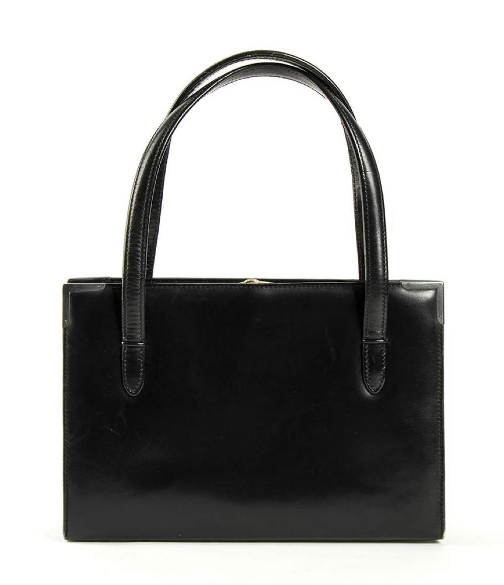 GUCCI - LEATHER BAG - 60s