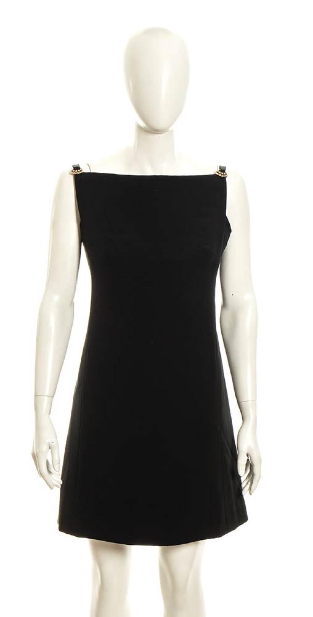 FABIANI - CREPE DRESS - Late 60s