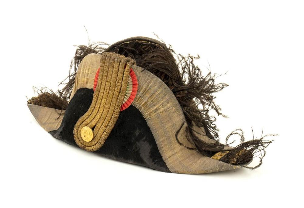 Admiral's hat - Italy, first half of the 20th century