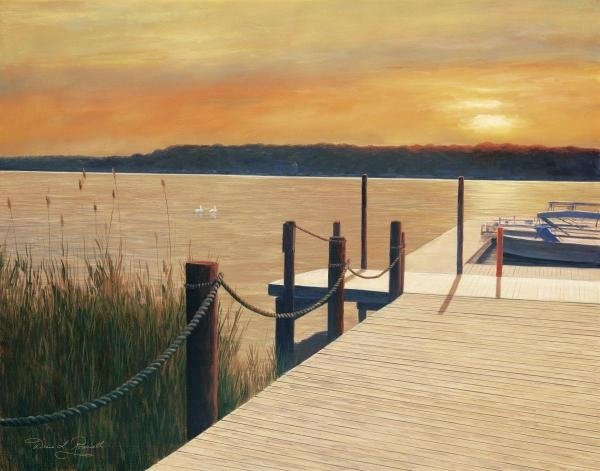 Diane Romanello - Waterways