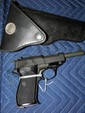 CARL WALTERS P38 SLIDE W/ P1 BASE 9MM