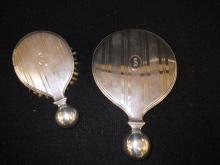 Sterling Silver Dressing Set