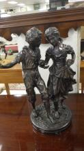 Bronze Sculpture by Rancoulet