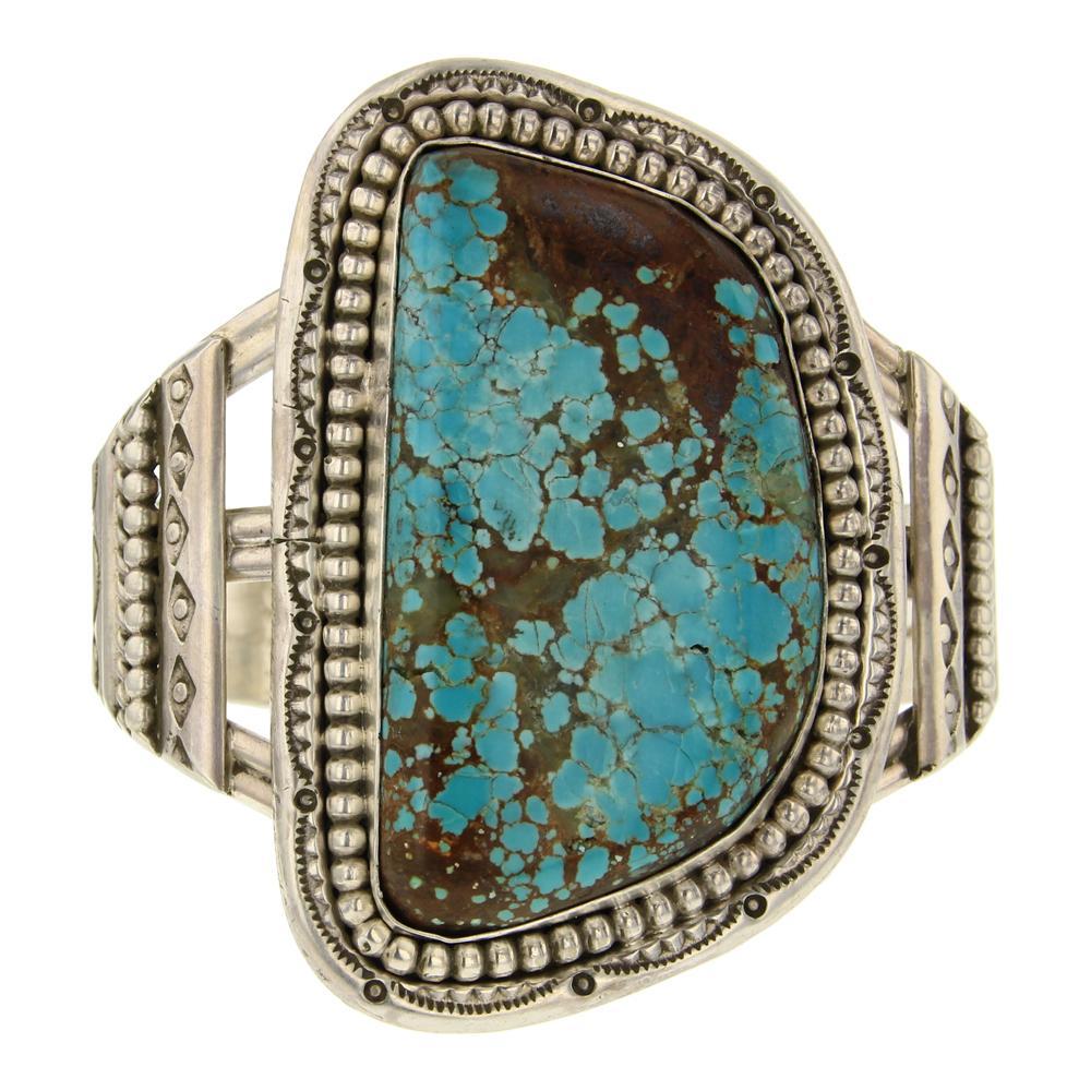 Joe Tso Pilot Mountain turquoise Bracelet