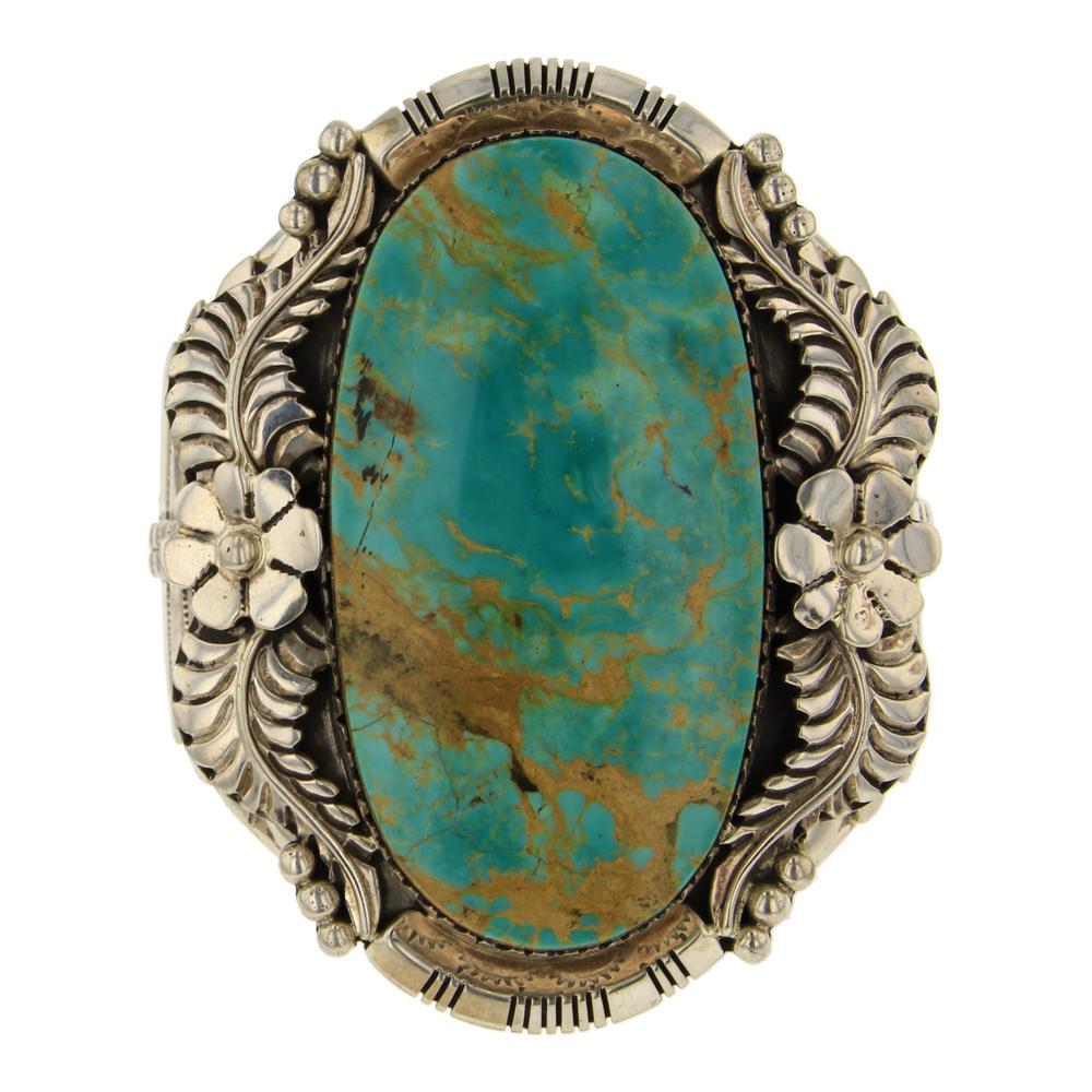 Joelius Draper Menassa Turquoise Bracelet