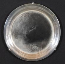 Charles White, 1918-1979, Vision, 7.75 inch diameter