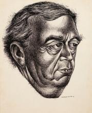 Charles Wilbert White, 1918-1979, Rep. Rankin (Alias: Swine)