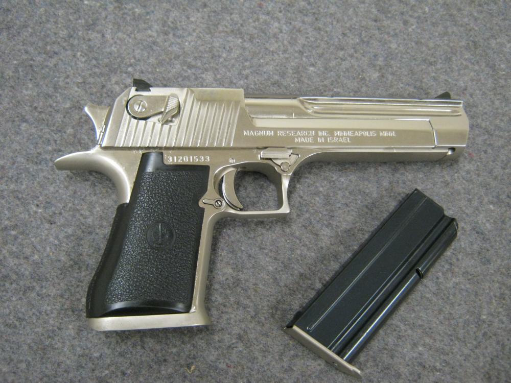 Imi Desert Eagle 357