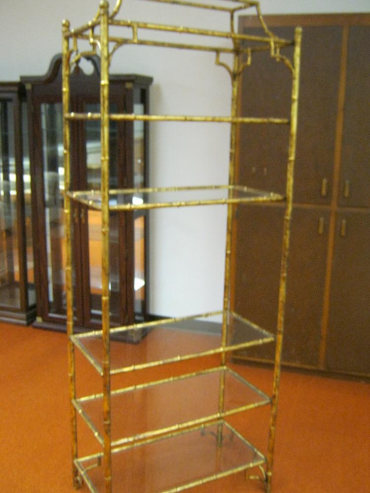 Glass Shelf Display