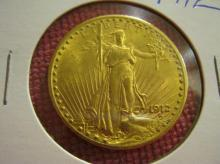 COIN, CURRENCY & JEWELRY AUCTION
