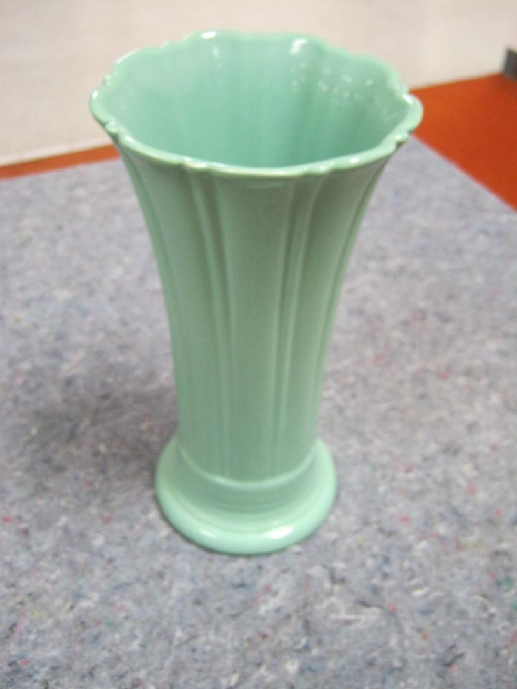 Fiesta Vase Homer Laughlin China