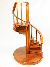 Mini Wooden Staircase