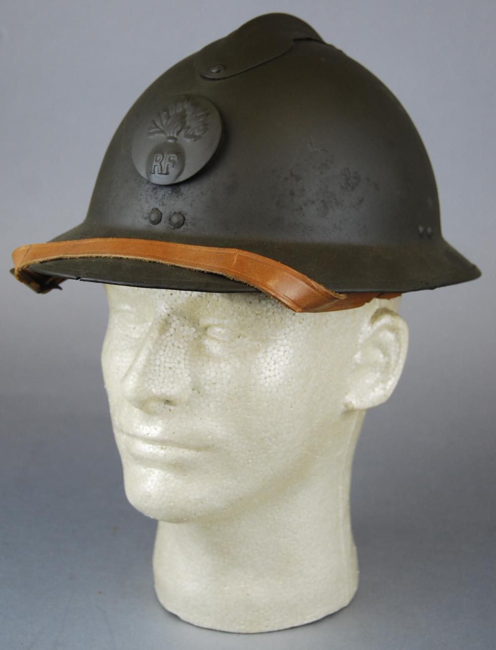 WW2 French Military Helmet