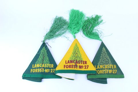 3 TALL CEDARS OF LEBANON PA HATS LANCASTER FOREST