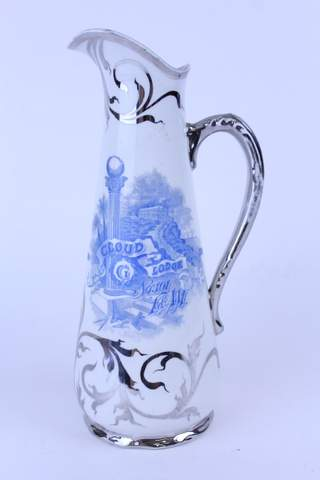 1910 CLOUD LODGE NO.101 F.&A.M. PITCHER EWER 11