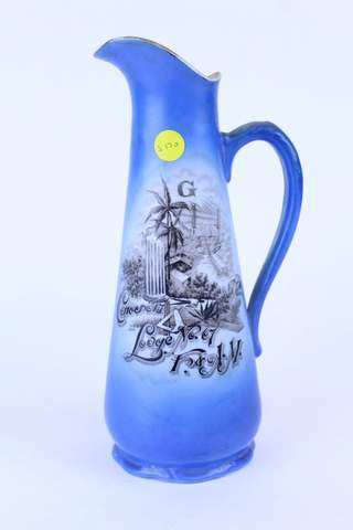CONCORDIA LODGE NO.67 F.&.A.M. PITCHER EWER