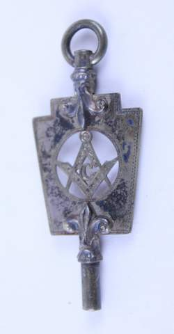 ANTIQUE MASONIC KEY