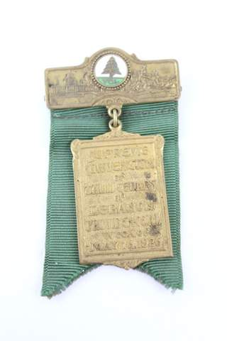 1926 SUPREME CONVENTION OF TCL JEWEL PIN