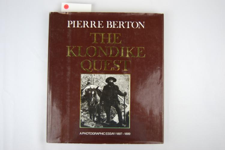 1897 1899 essay klondike photographic quest The klondike quest: a photographic essay 1897-1899 by pierre berton starting at $138 the klondike quest: a photographic essay 1897-1899 has 2 available editions to buy at alibris.