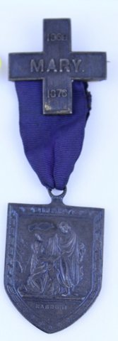SIR WILLIAM BIERSCHENK KNIGHTED APRIL 13 1920 MEDAL