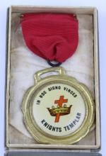 KIGHTS TEMPLAR RIBBON 1916