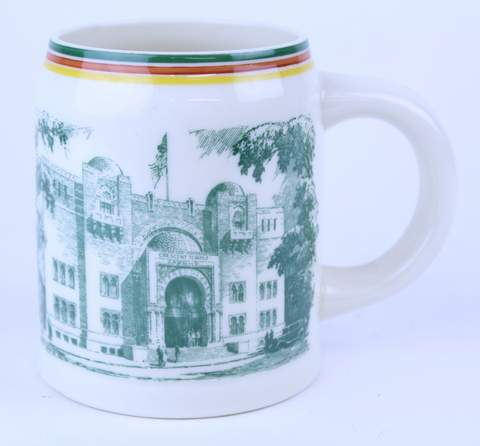 LENOX 59TH IMPERIAL COUNCIL ATLANTIC CITY N.J. 1933 MUG TANKARD