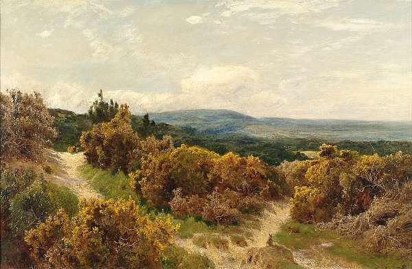 John Clayton Adams (British, 1840-1906)