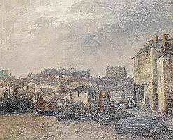 Frances Tysoe Smith (British) Old homes, St Ives