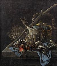 Cornelis van Lelienbergh (The Hague 1626-1676)