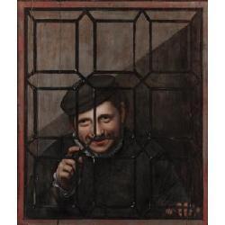 Studio of Cornelis Cornelisz. van Haarlem (1562-Haarlem-1638) 28 x 24 1/4 in. (71 x 61.6 cm.)