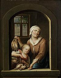 Joost van Geel (Rotterdam 1631-1698)