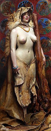 John Byam Liston Shaw (British, 1872-1919)