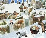 AR Richard Adams (British, born 1960) That Winter