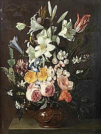 Hieronymus Galle the Elder (Antwerp 1625-1679)