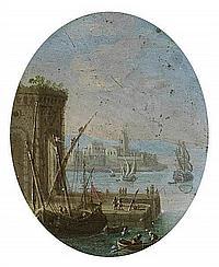 Attributed to Orazio Grevenbroeck (Paris 1670-1730)