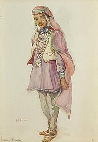 Hilda May Gordon (British, 1874-1972)