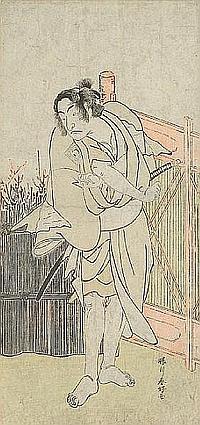 Katsukawa Shunko (1743-1812) 18th century
