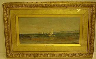 Charles William Wyllie, R.B.A. (British, 1859-1923)
