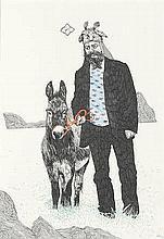 * Mohsen Ahmadvand (Iran, born 1982) Rostam and His Donkey