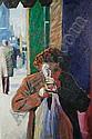 Oliver Bevan (British, born 1941) Box of Juice, 1990