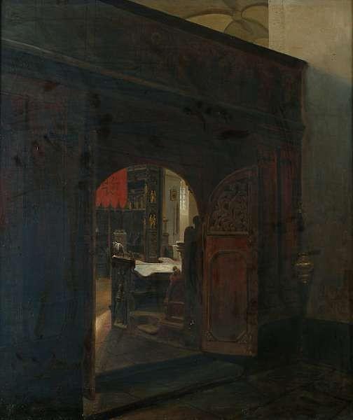 Andreas Achenbach (German, 1815-1910) and Herbert Salentin (German, 1822-1910)